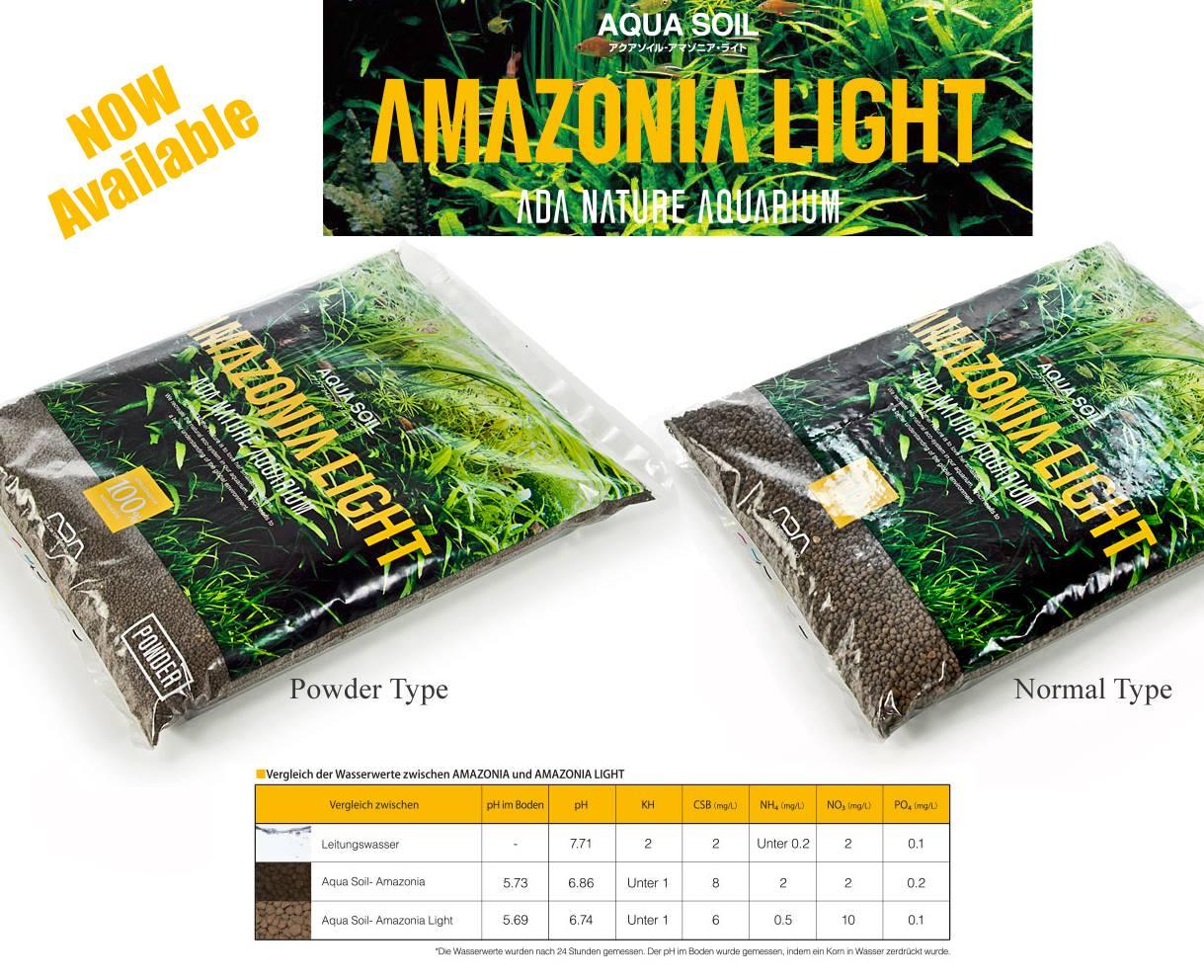 amazonia light jetzt bei uns erh ltlich neues im garnelenhaus der wirbellotse. Black Bedroom Furniture Sets. Home Design Ideas